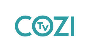 Marty Moran Voice Overs Cozi TV Logo
